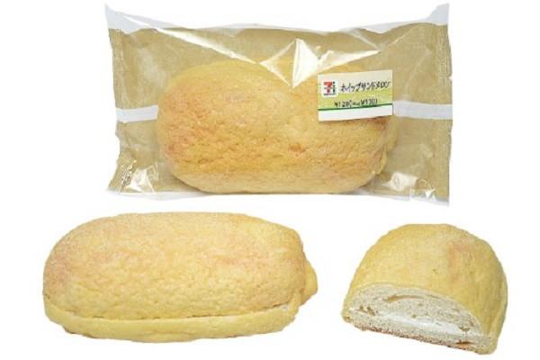 セブンイレブン ホイップサンドメロンパン