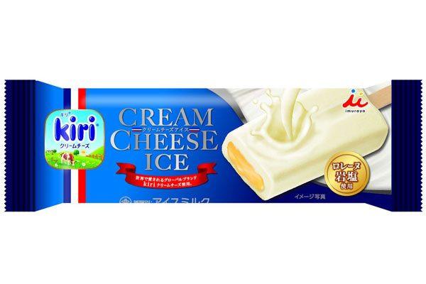 ベル ジャポン、クリームチーズアイス