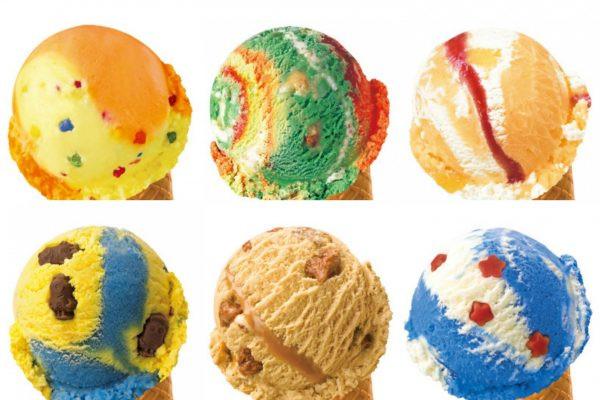3月発売のサーティワンアイスクリーム!シーズンフレーバーをまとめてチェック!