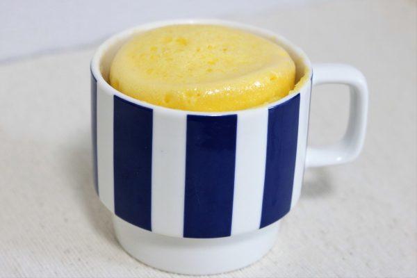 マグカップケーキの作り方!レンジで5分!SNS映えも抜群です