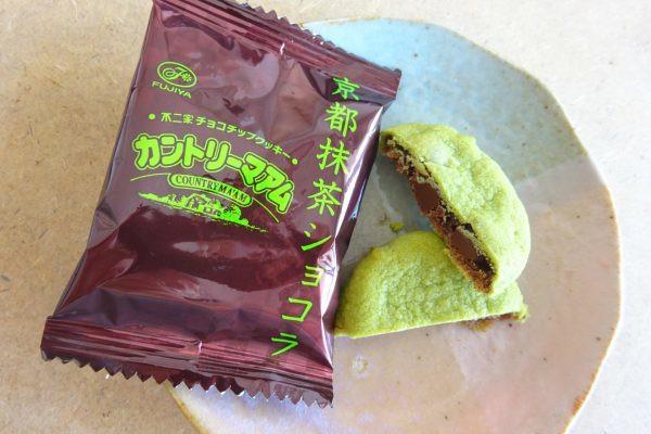 カントリーマアム 京都抹茶 個装