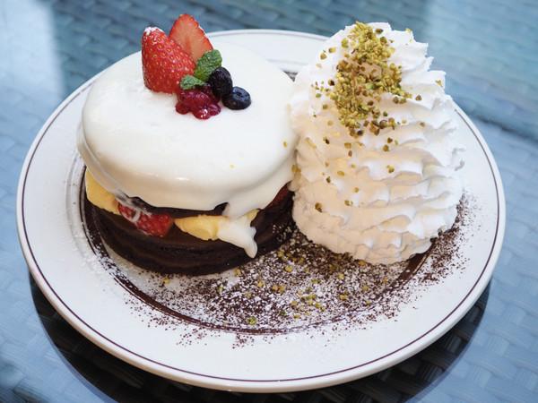 エッグスンシングスの2019年クリスマスは「ショコラ×ショートケーキ」!