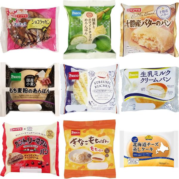 菓子パンおすすめランキングBEST20!