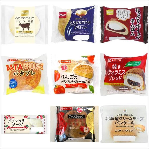 おうちでパン祭り!おすすめ菓子パン10選!第1位はふんわりリッチなあの商品