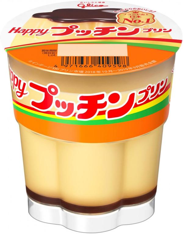 グリコ Happyプッチンプリン カップ380g